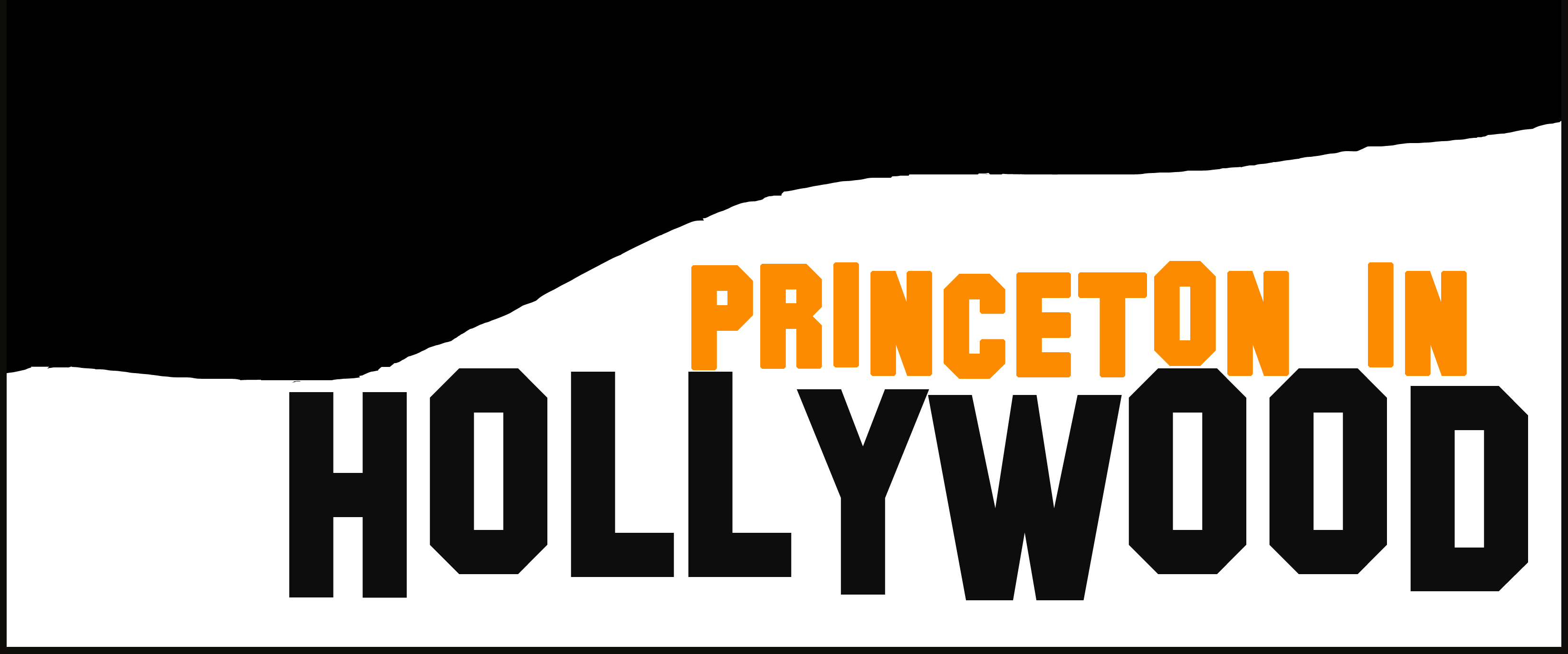 Princeton in Hollywood Logo