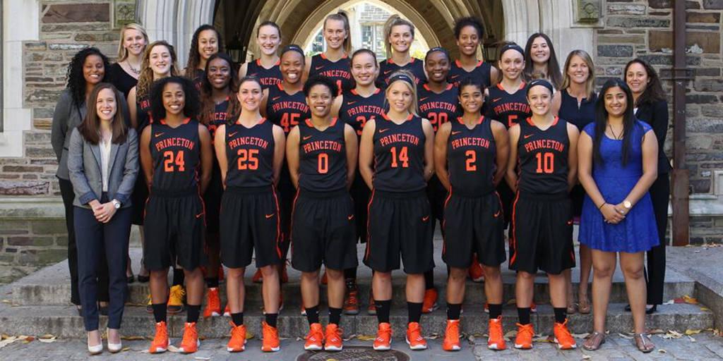 Princeton Women's Basketball at the LMU Thanksgiving ...
